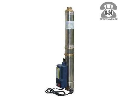 Насос водяной для скважины и колодца Акварио (Aquario) ASP 3Е55-90