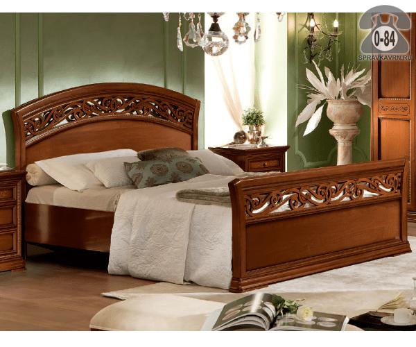 Кровать Torriani 2-спальная 2140х1990 мм