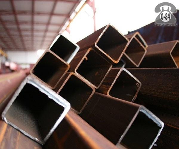 Профильные стальные трубы 50*50