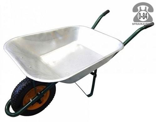 Садовая тачка DL-65113/1 1-колёсная 130кг 65л