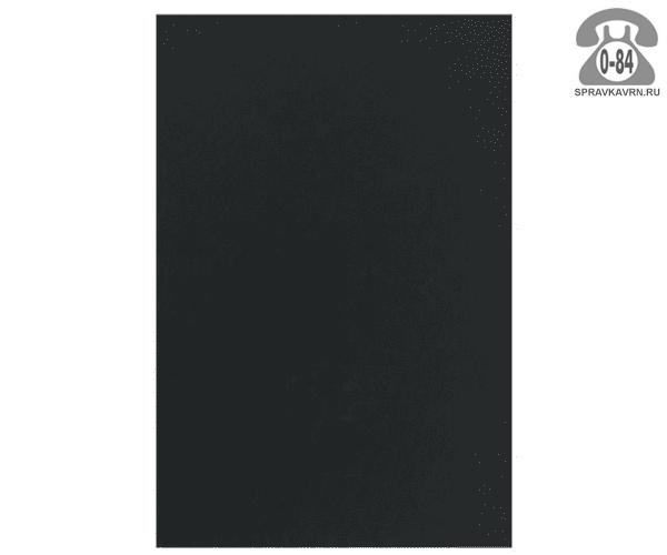 Картон Сонет (Sonnet) грунтованный черный 200х300 для живописи