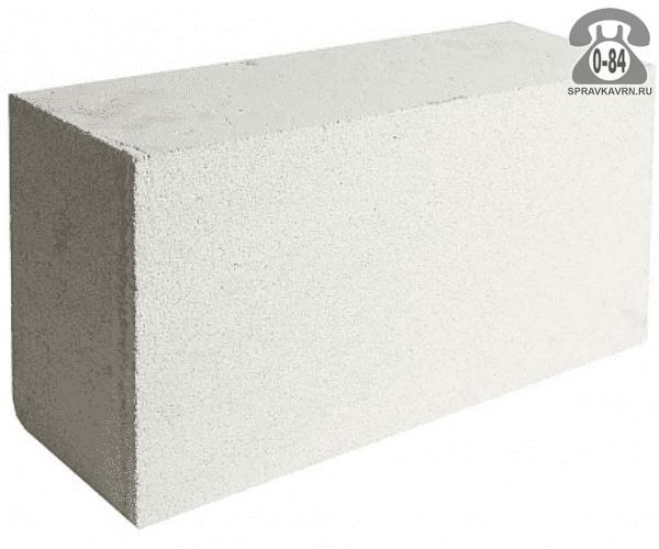 Блок газосиликатный D-500 600x300x250мм г. Липецк, Газобетон 48, ООО