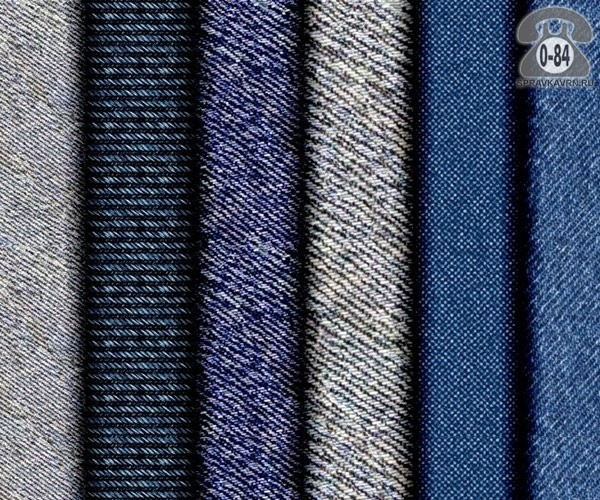 Одежда - крашение джинсы