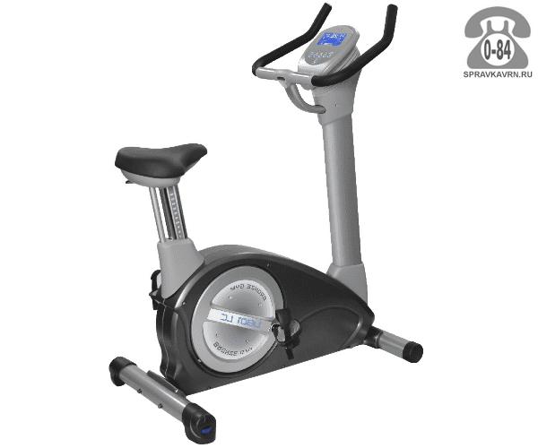 Велотренажёр Бронз Джим (Bronze Gym) U801 LC серый