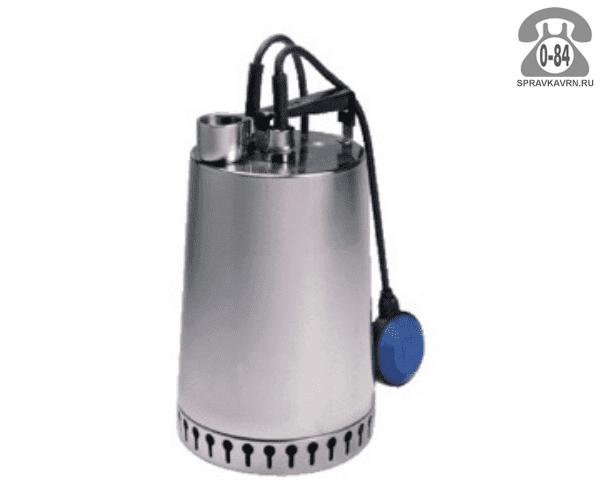 Насос водяной дренажный Грундфос (Grundfos) Unilift AP 12.40.08.A3