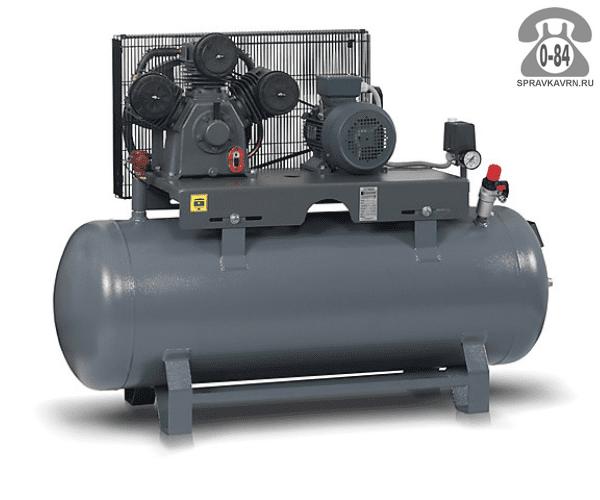 Компрессор Компраг (Comprag) RCW-4-100 4 кВт 10 бар 700 л/мин 1205*490*949