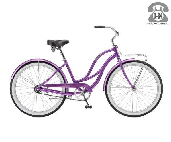 Велосипед Швин (Schwinn) SLIK CHIK (2017) розовый