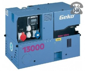 Электростанция Геко (Geko) 13000 ED-S/SEBA двигатель Briggs and Stratton
