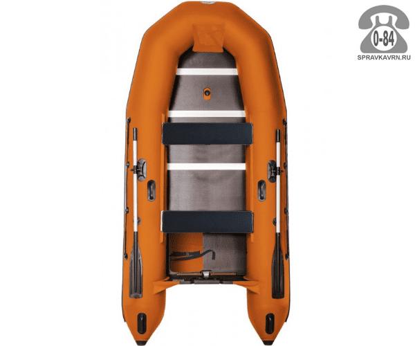 лодка пвх под мотор викинг с надувным дном