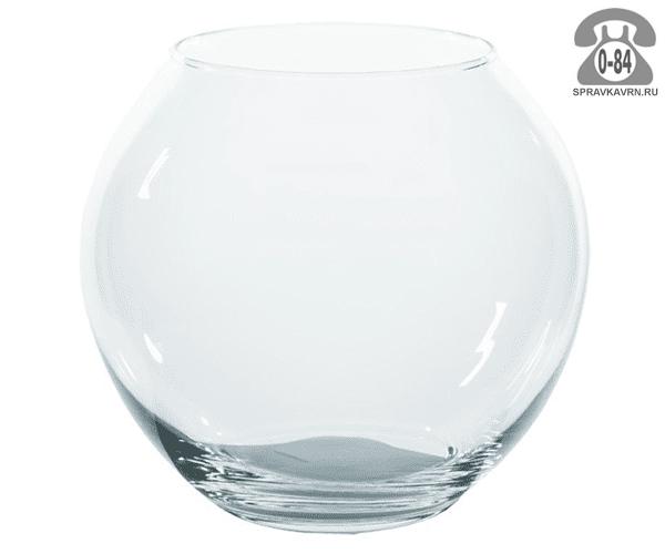 Аквариум круглый (шар) 4 л стекло Россия