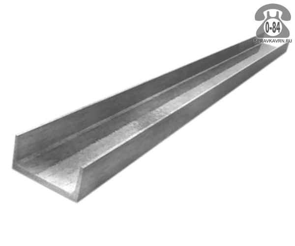 Швеллер сталь Ст3пс 12 резка