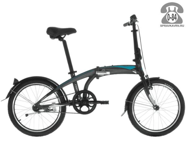 Велосипед Форвард (Forward) Omega 1.0 (2017)