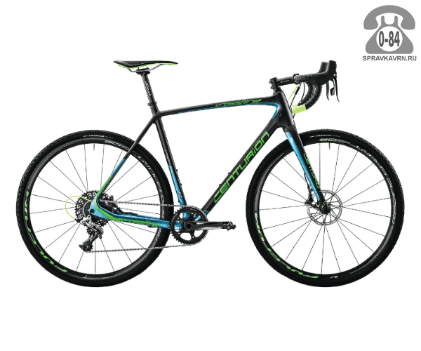 Велосипед Центурион (Centurion) Crossfire Carbon 3000 (2017)