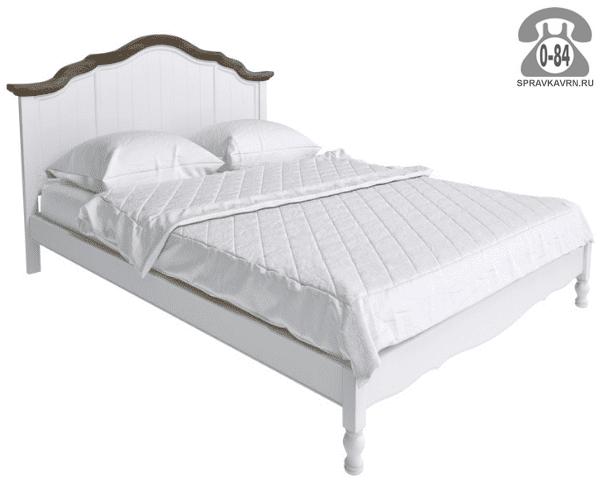 Кровать Villar 2150х1800х1300 2-спальная 2150х1800 мм