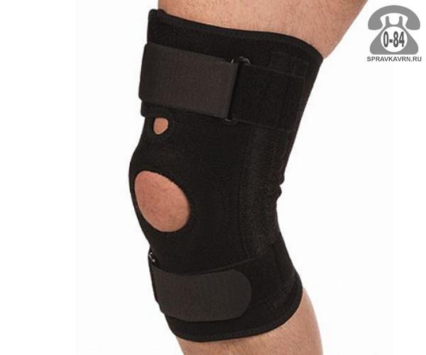 Бандаж эластичный коленный Тривес (TRIVES) Т-8511 унисекс