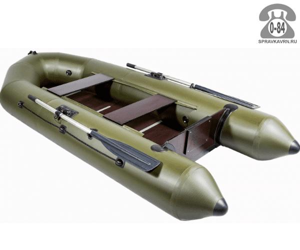Лодка надувная Пеликан 285Т