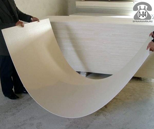 Лист стекломагнезитовый 1220х2500х 6мм