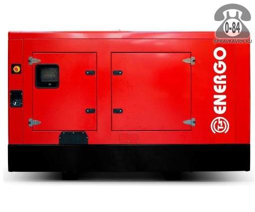 Электростанция Энерго ED 100/400 IV S двигатель Iveco NEF 45TM2A