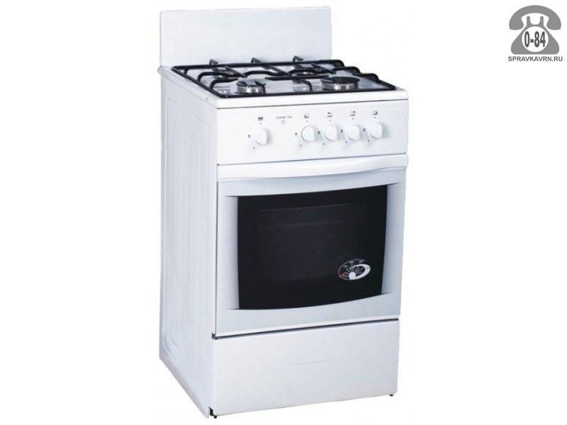Газовая плита Грета 1470-0012 W 4 конфорки