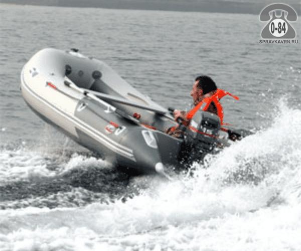 Лодка надувная Баджер (Badger) Fishing Line 360 W