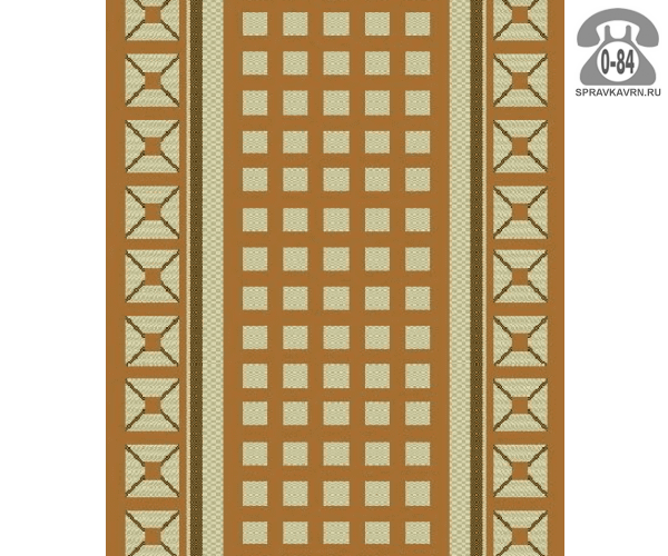 Ковровая дорожка Витебские ковры sz 2236/a1r/07 100см