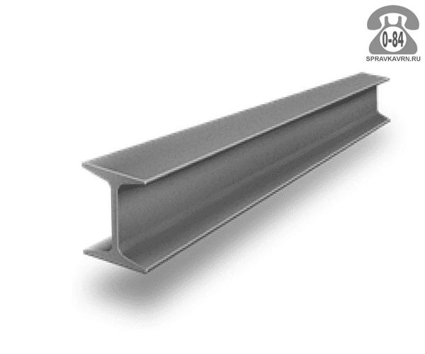 Балка металлическая двутавровая стальная 35Ш1