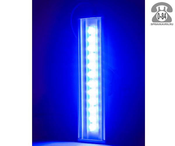 Светильник для архитектурной подсветки Эс-В-Т (SVT) SVT-ARH L-37-8-Blue