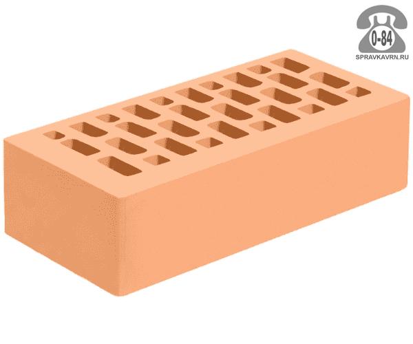 Кирпич облицовочный керамический Скала