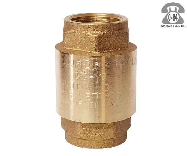 """Клапан Итап (Itap) Europa 100 40 мм 1 1/2"""""""