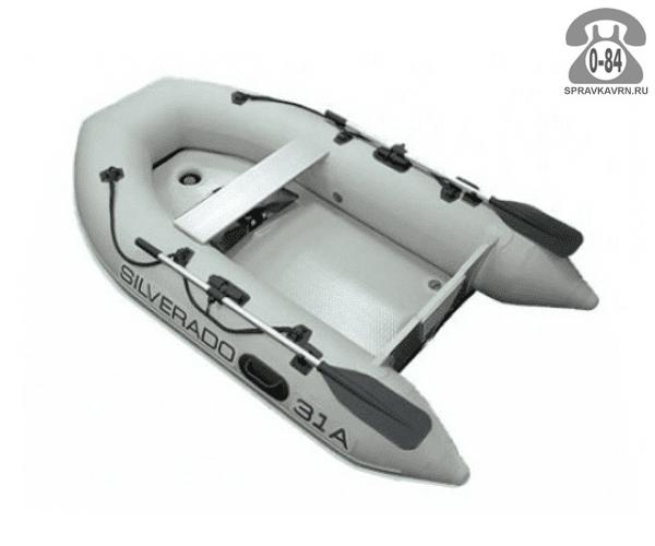 Лодка надувная Сильверадо (Silverado) Air Deck 33A