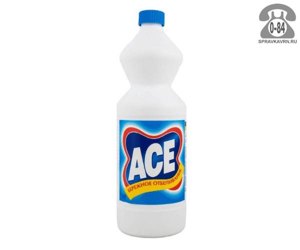 Отбеливатель для белья Ас (Ace) Для цветных тканей