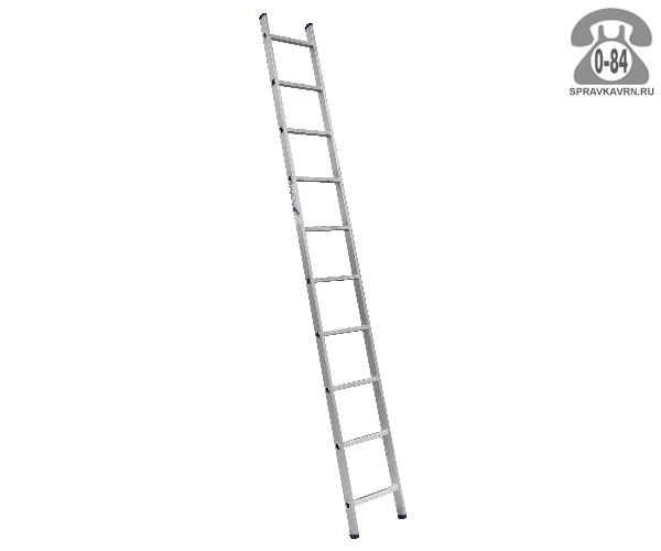 Лестница приставная Алюмет (Alumet) H1 5110