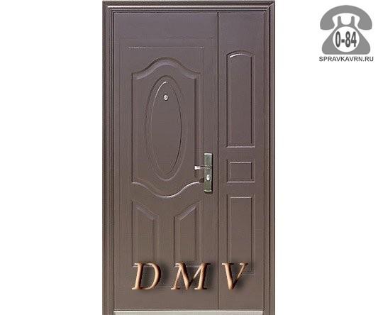 двери металлические 1100