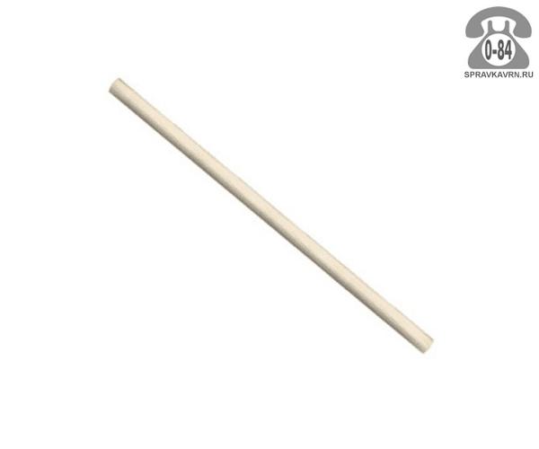 Черенок деревянный для лопаты 1300 мм 39 мм второй шлифованная Россия