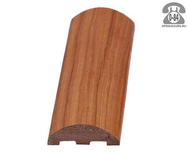 Наличник дерево шпон натуральный