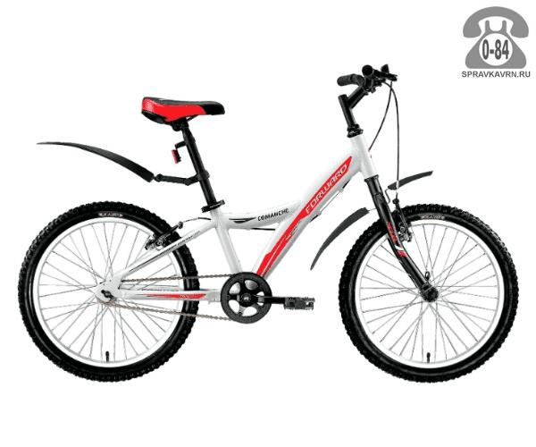 Велосипед Форвард (Forward) Comanche 1.0 (2017)