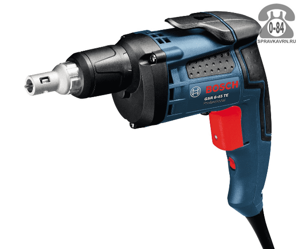 Шуруповёрт Бош (Bosch) GSR 6-45 TE Case