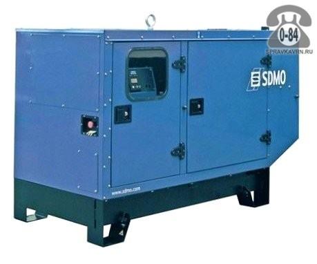 Электростанция Эс-Ди-Эм-Оу (SDMO) PACIFIC T22K-IV, двигатель Mitsubishi