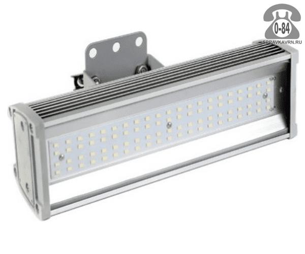 Светильник для производства SVT-Str U-L-45-250-24V 45Вт