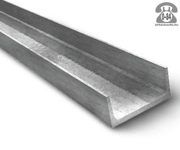Швеллер сталь Ст3пс 16 резка