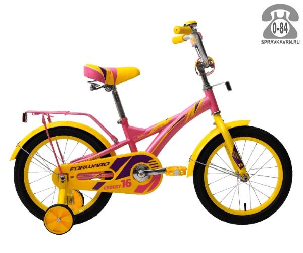 Велосипед Форвард (Forward) Crocky 16 girl (2017)