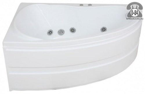 Ванна Бас (Bas) Алегра 150x90 210 л