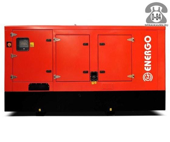 Электростанция Энерго ED 160/400 IV S двигатель Iveco NEF 67TM3A