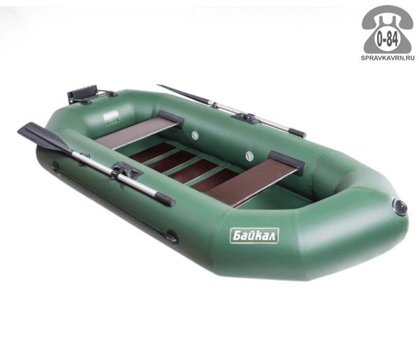 надувная лодка для рыбалки байкал