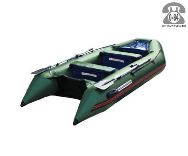 Лодка надувная Стингрей (Stingray) 420AL