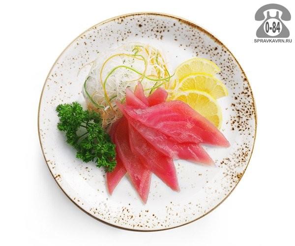 Сашими Магуро тунец 50 г
