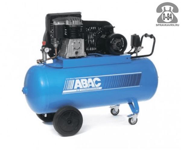 Компрессор АБАК (ABAC) B5900B/270 CT5.5 4 кВт 11 бар 653 л/мин 1575*680*1150