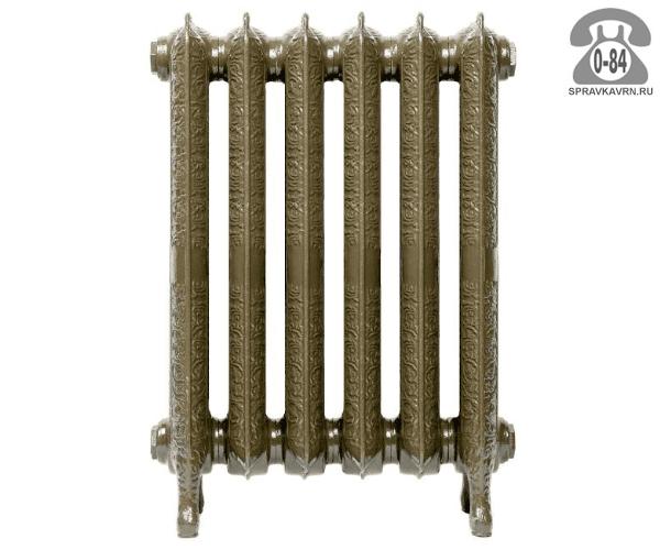 Радиатор отопления чугунный 6