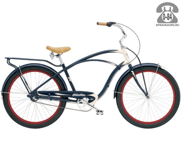 Велосипед Электра (Electra) Cruiser Super Deluxe 3i Mens (2016)