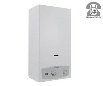 Газовая колонка Бакси (Baxi) SIG-2 11p 19 кВт 10.9л/мин открытая камера